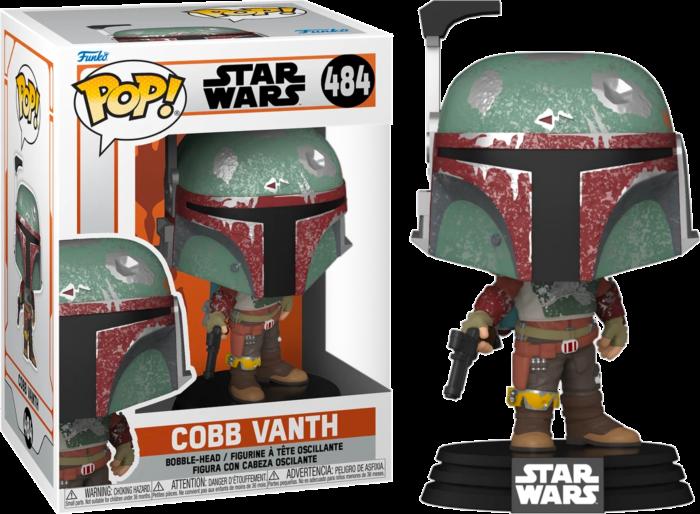 Pre-Order: Star Wars: The Mandalorian - Cobb Vanth Pop! Vinyl Figure