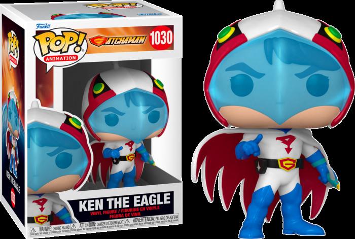 Science Ninja Team Gatchaman - Ken The Eagle Pop! Vinyl Figure