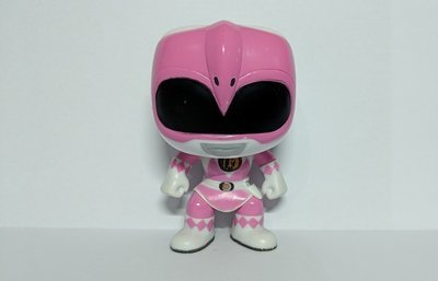 Pop Vinyl Pink Ranger Original 24 Out of Box