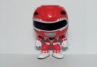 Pop Vinyl Red Ranger Original 23 Out of Box