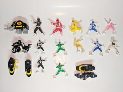 Mighty Morphin Power Rangers mirco machines lot