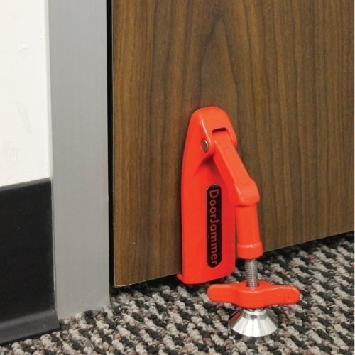 Door Jammer: Portable Security Device