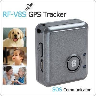 High Efficiency Remote Listening GPS Tracker & SOS Communicator