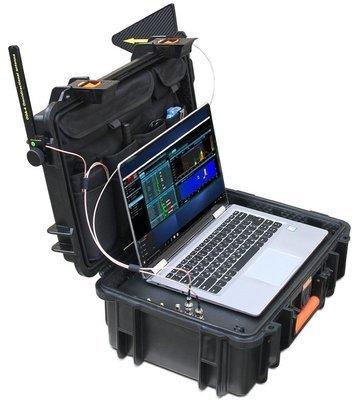 Delta X 100/12 Spectrum Analyzer