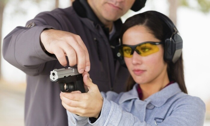 Ladies' Introduction to Handguns 9/23/2020