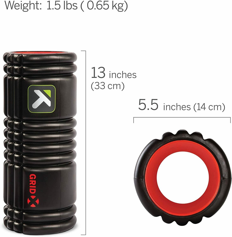 GRID X High Density Foam Roller