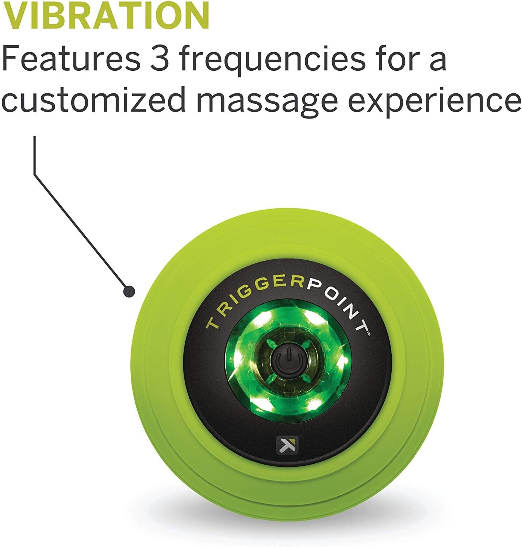 TriggerPoint MB Vibe 3-Speed Vibrating Massage Ball