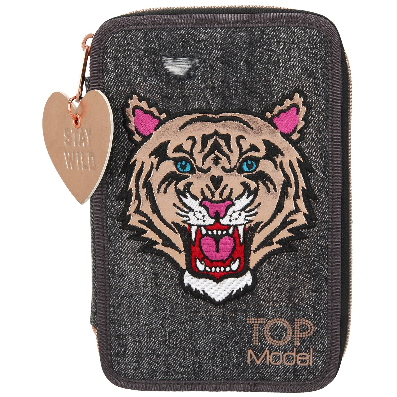 TOPModel Пенал с наполнением Тигр