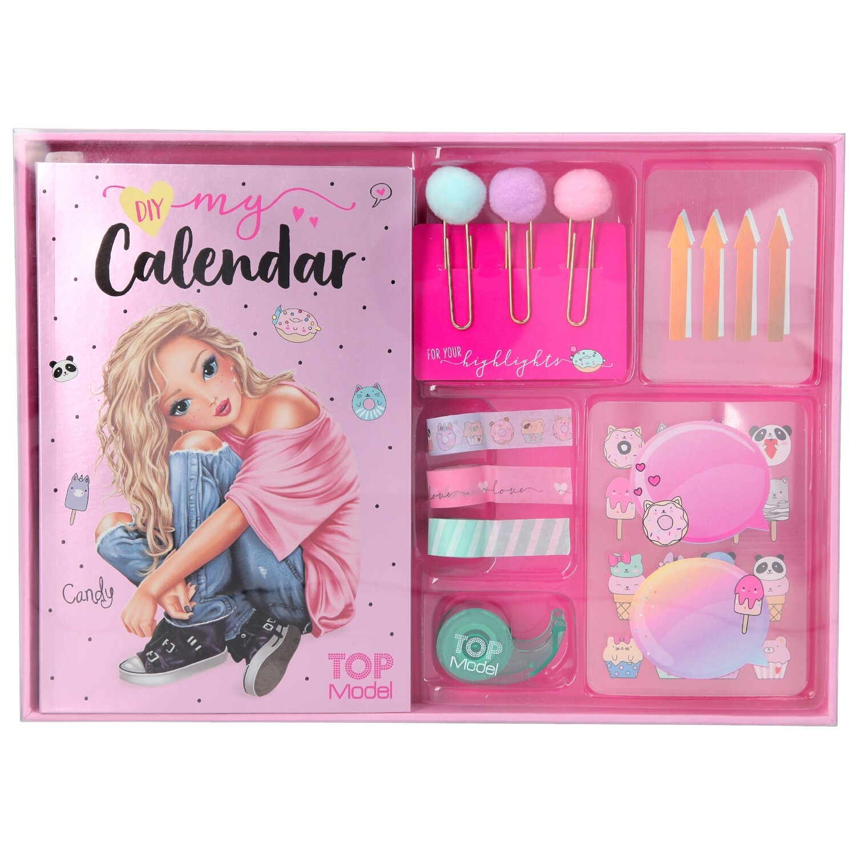 TOPModel Набор для творчества Мой календарь CANDY CAKE