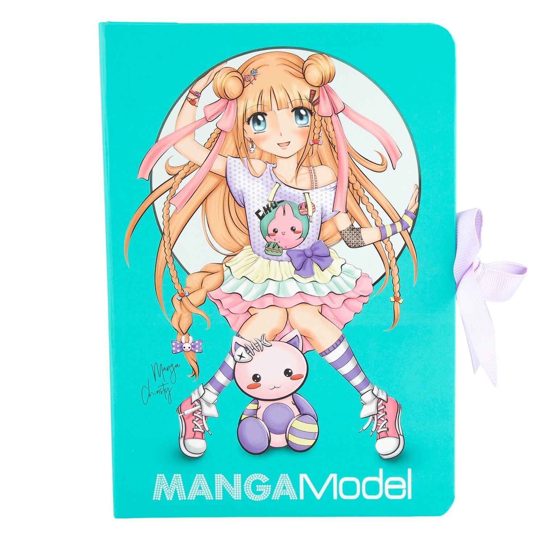 TOPModel Блокнот для записей и заметок Манга