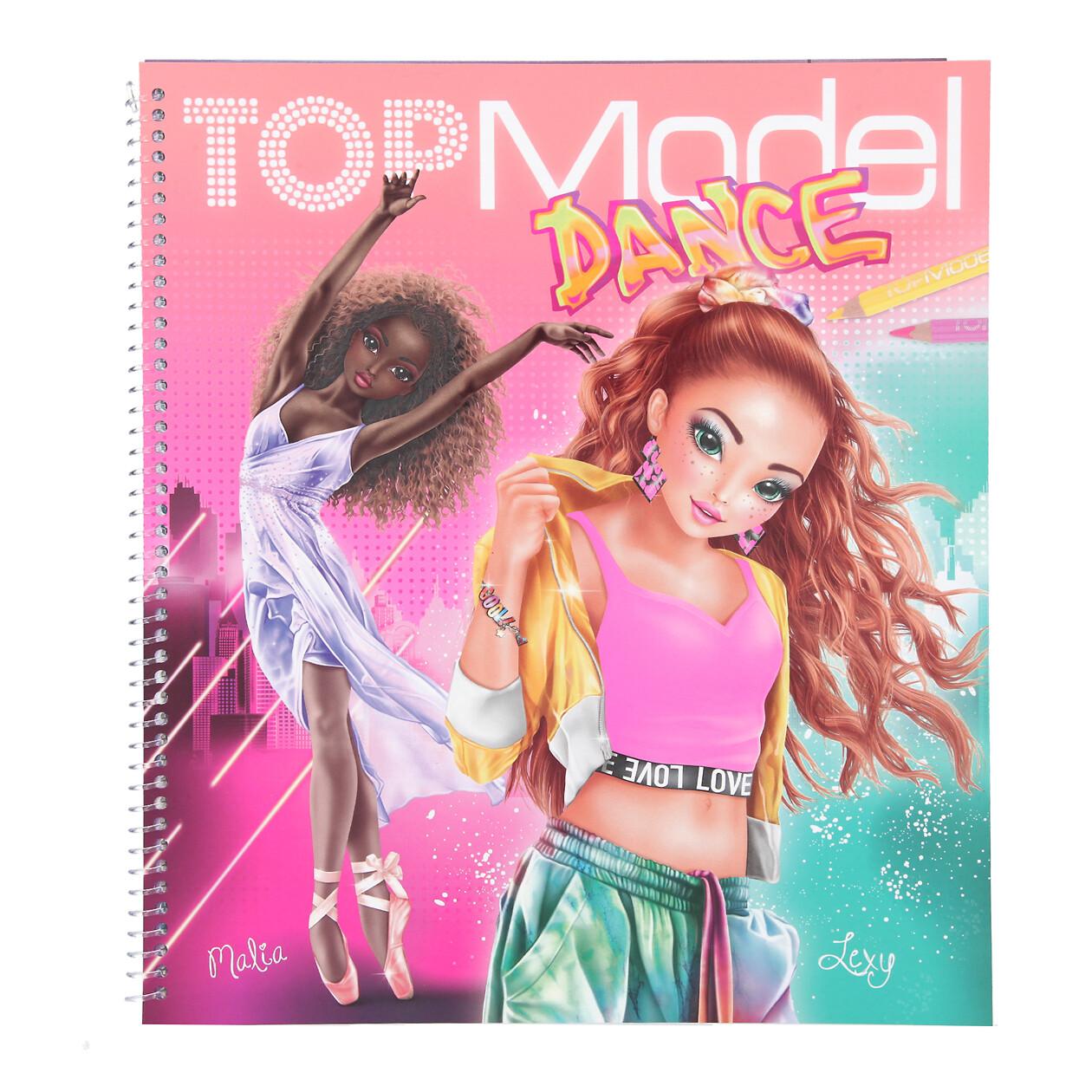 TOPModel Альбом для творчества DANCE