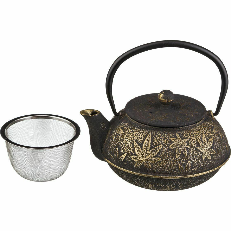 Заварочный чайник чугунный 600 мл. 734-038