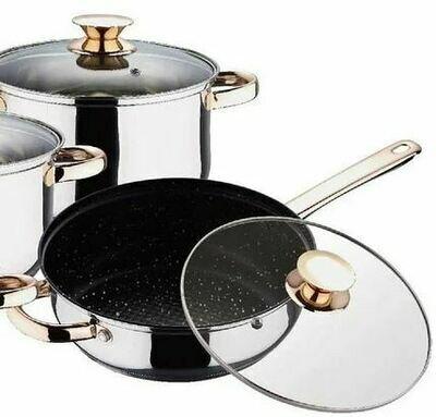 Сковорода 24 см WB-1105