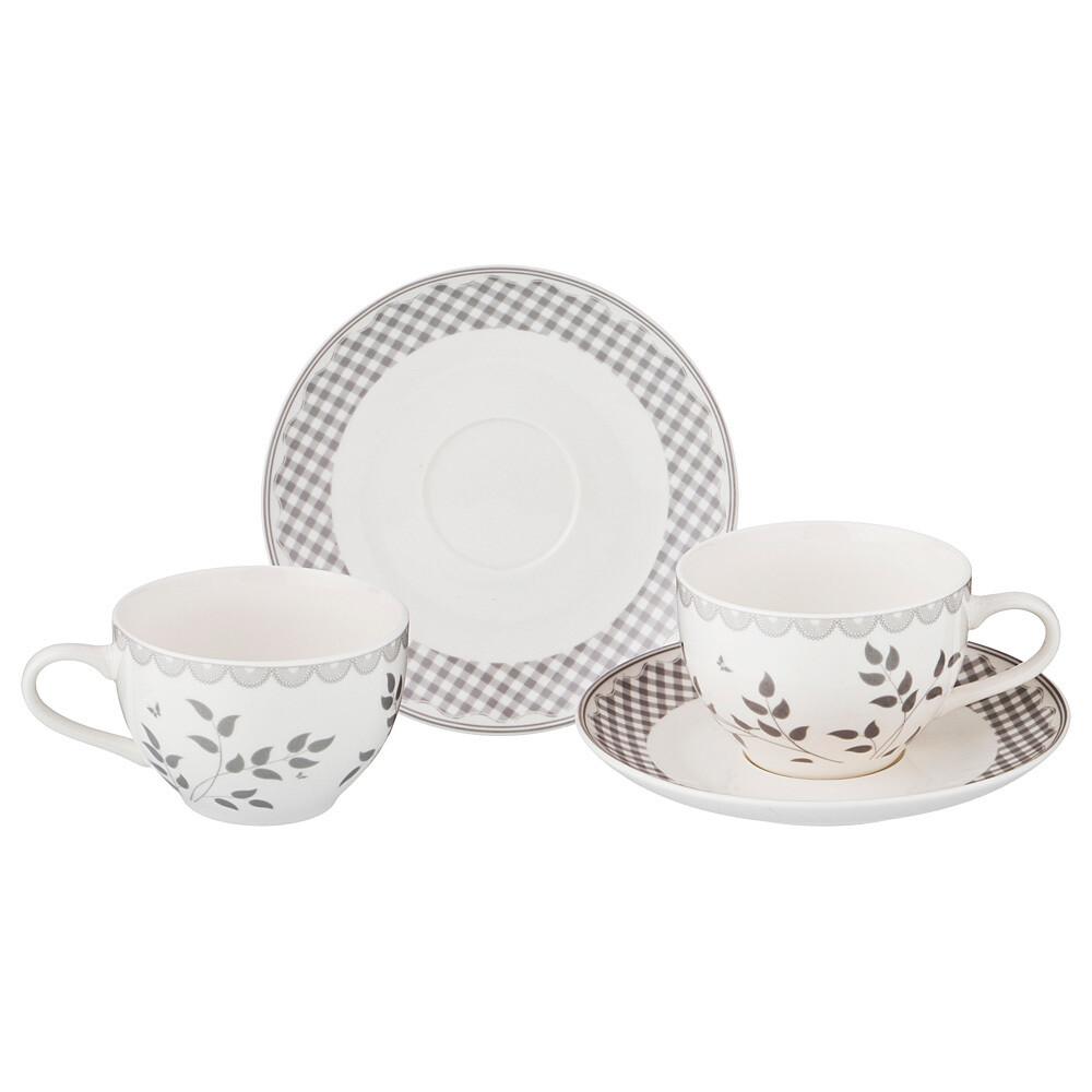 Чайный набор на 2 персоны 4 пр. 250 мл Lefard 577-138