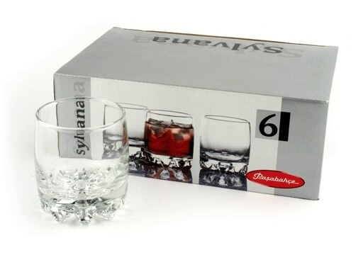 Набор стаканов 6 шт. 190 мл Sylvanas 42414B