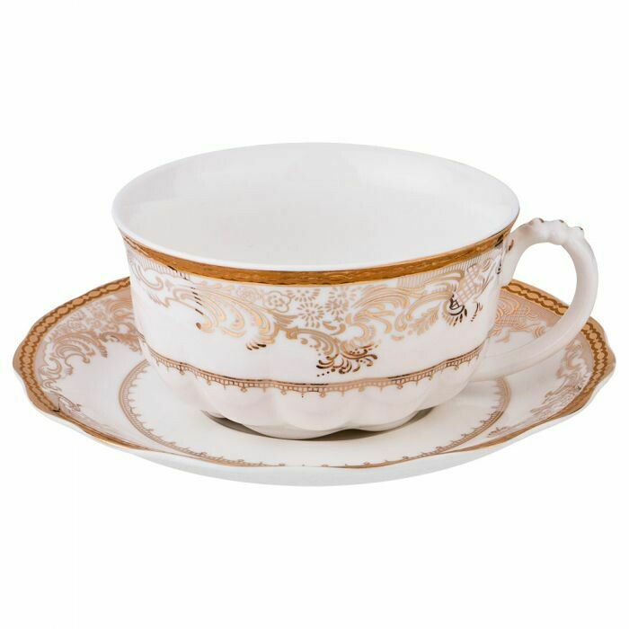 Чайный набор на 1 персону 2 пр. 300 мл Lefard 779-256