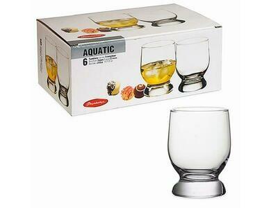 Набор стаканов 6 шт. 315 мл Aquatic 42975B