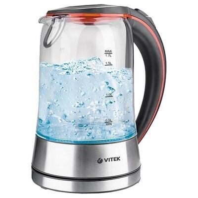 Чайник электрический 1,7 л Vitek VT-7005 TR