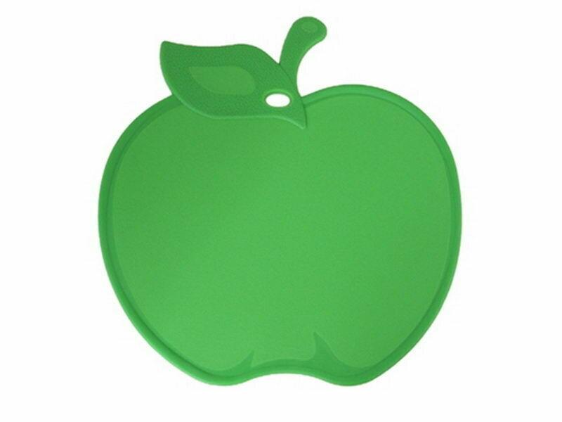 Доска разделочная Зеленое яблоко Vetta 852-017