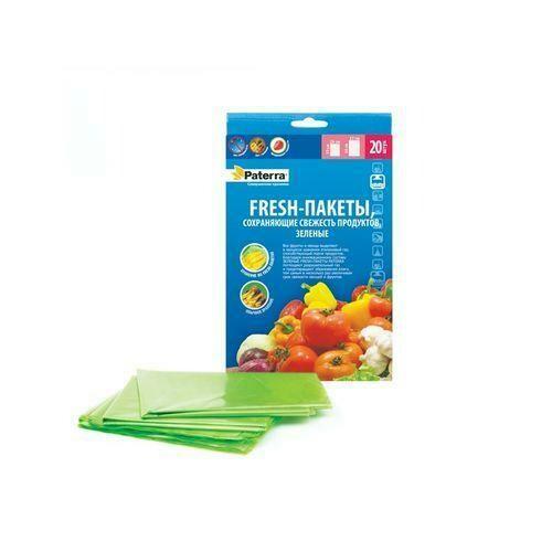 Пакеты, сохраняющие свежесть продуктов 20 шт. 109-196