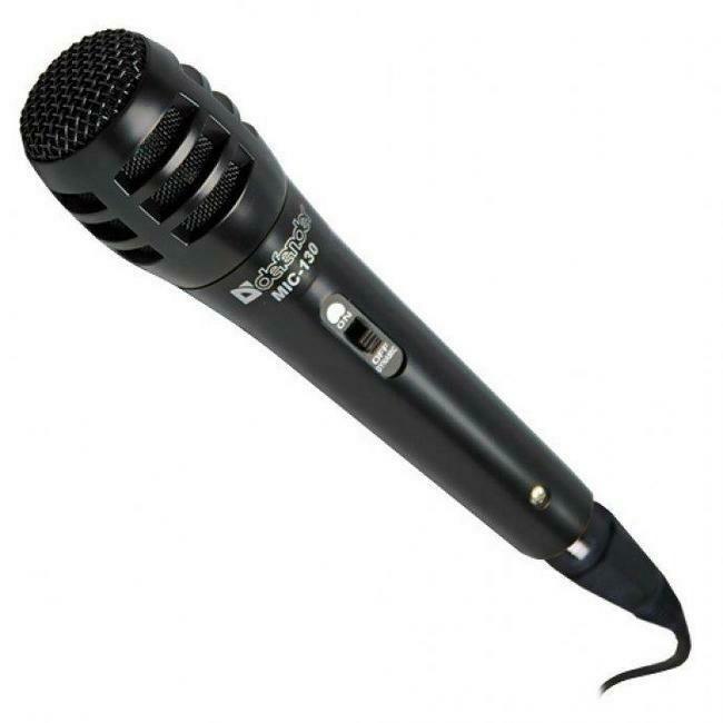 Микрофон динамический MIC-130 4711421641319
