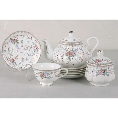 Ланже Набор чайный 14пр, чашка 250мл. 821-045