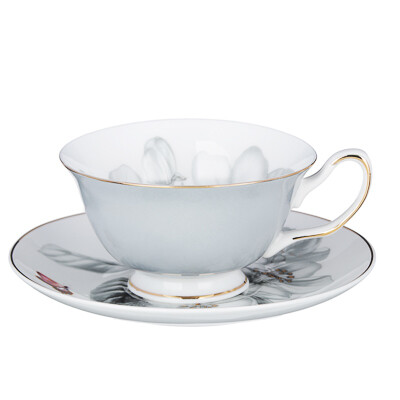 Иллюзия Набор чайный 12пр. 220мл, костян. фарф. 802-024