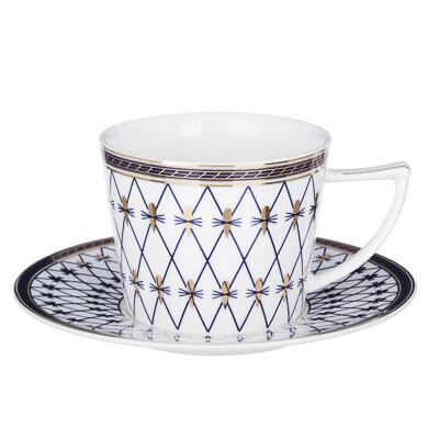 Монте-Кристо Наб. чайн. 12пр. 250мл, костян. фарф. 802-045