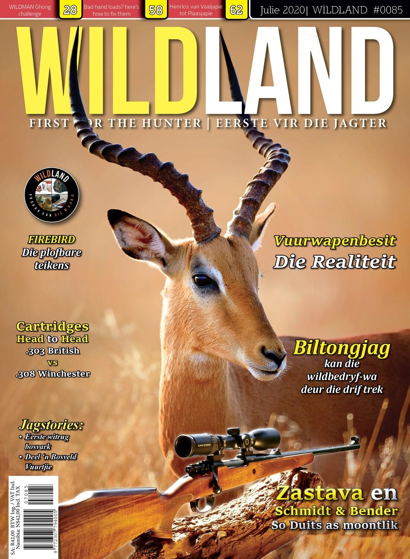 WILDLAND Julie 2020