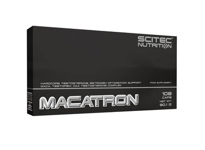 Macatron Scitec Nutrition