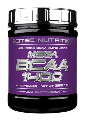 Mega BCAA 1400 Scitec Nutrition
