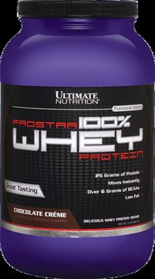 ProStar 100 % Whey Ultimate Nutrition
