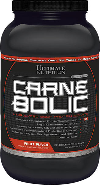 Carne Bolic Ultimate Nutrition