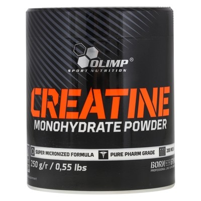 Creatine Monohydrate Olimp 250 гр