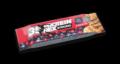 Протеиновые батончики STRONG 35% ProteinRex
