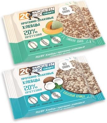 Протеино-злаковые хлебцы  20% ProteinRex