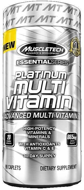 Platinum Multi Vitamin MuscleTech
