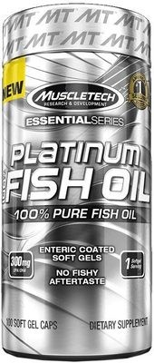 Platinum 100% Fish Oil MuscleTech