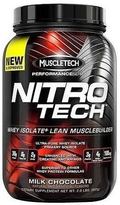 Nitro-Tech Performance Series MuscleTech