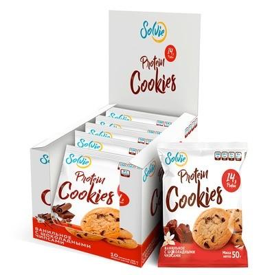 Protein Cookies Solvie