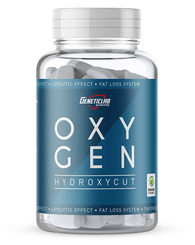 Oxygen Hydroxycut GeneticLab