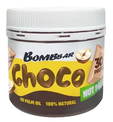 Choco Nut Paste Bombbar