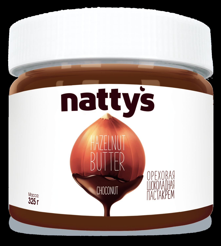 Шоколадная паста-крем Nattys