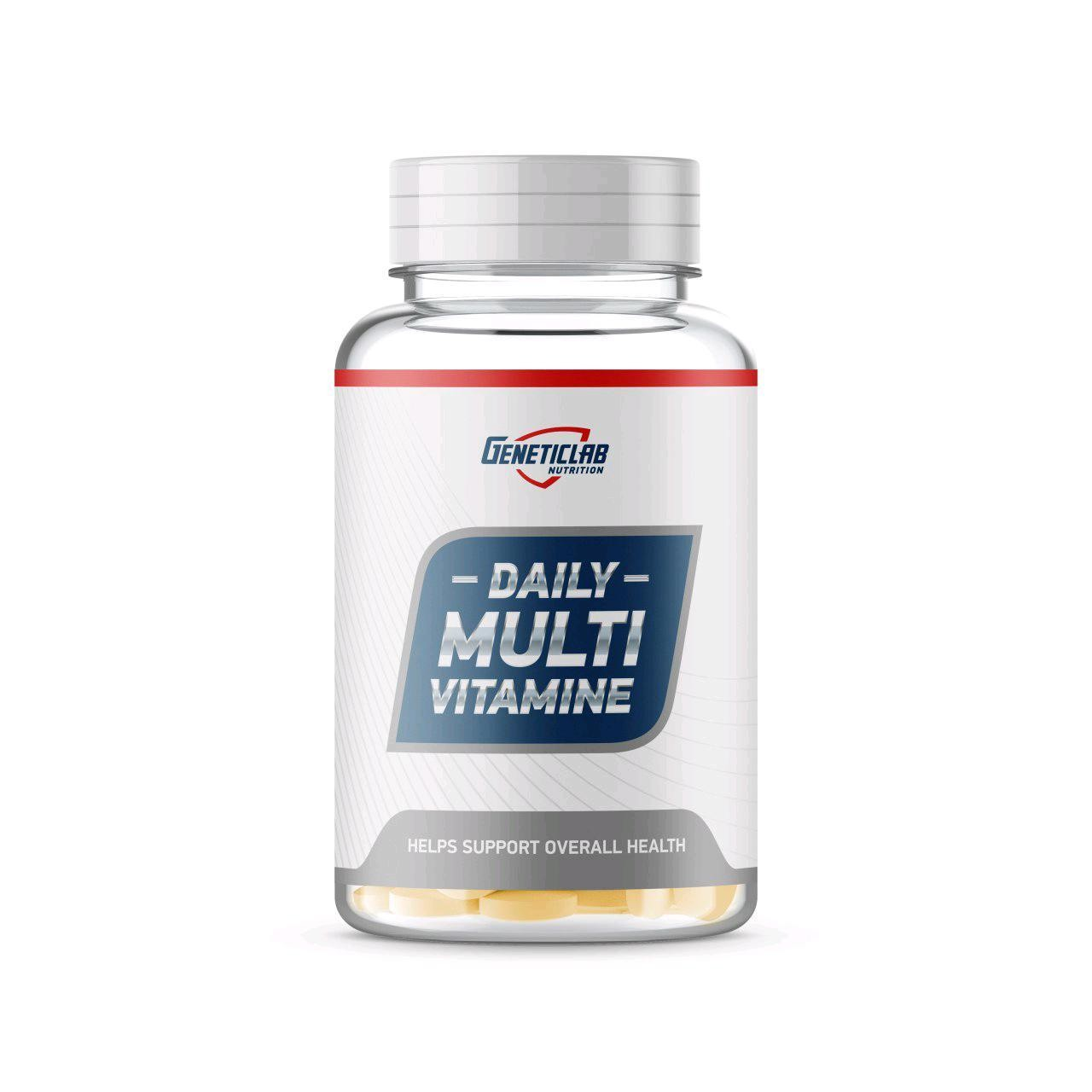 Daily Multivitamin Geneticlab