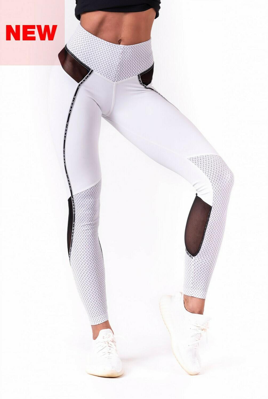 Леггинсы V-butt leggings 605 WHITE