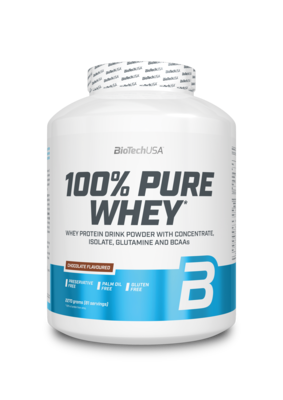 100% Pure Whey BioTech USA
