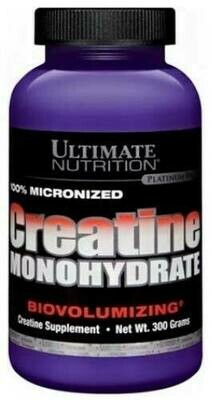 Creatine Monohydrate Ultimate Nutrition