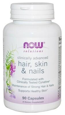Hair, Skin & Nails Now