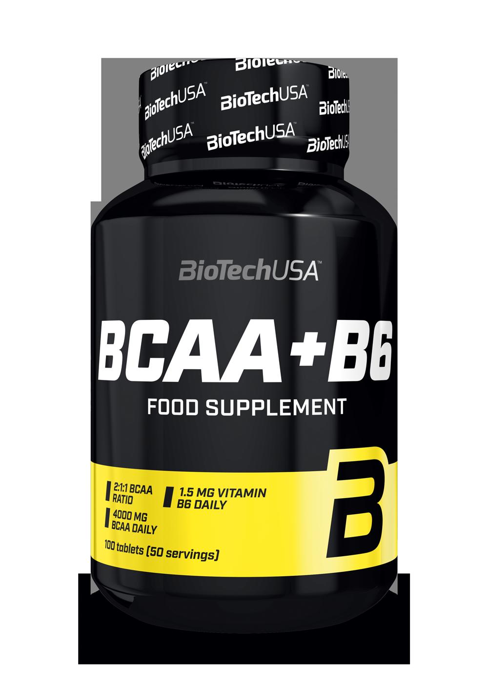 BCAA+B6 BioTech USA