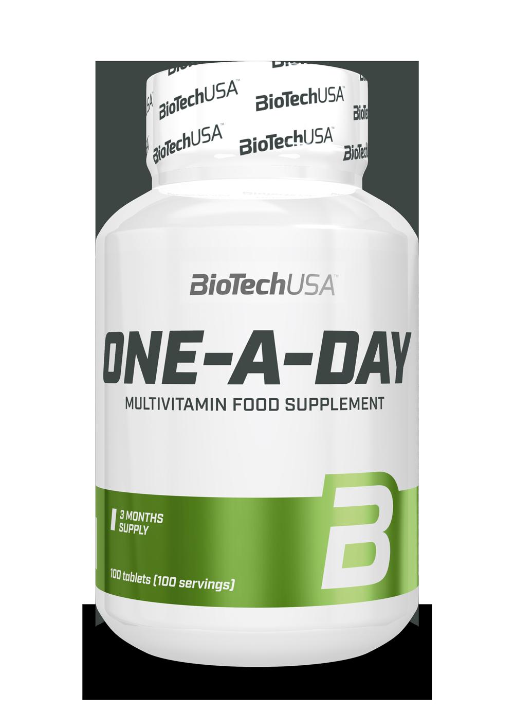 One a day Biotech USA